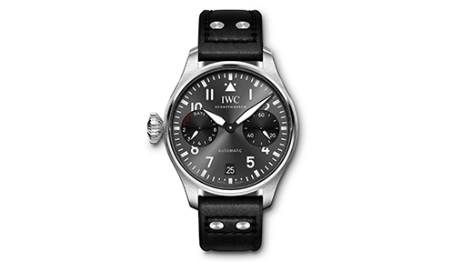 "IWC Schaffhausen Launches Big Pilot's Watch Edition ""Right-Hander"""