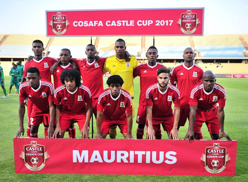 Mauritius National Football team