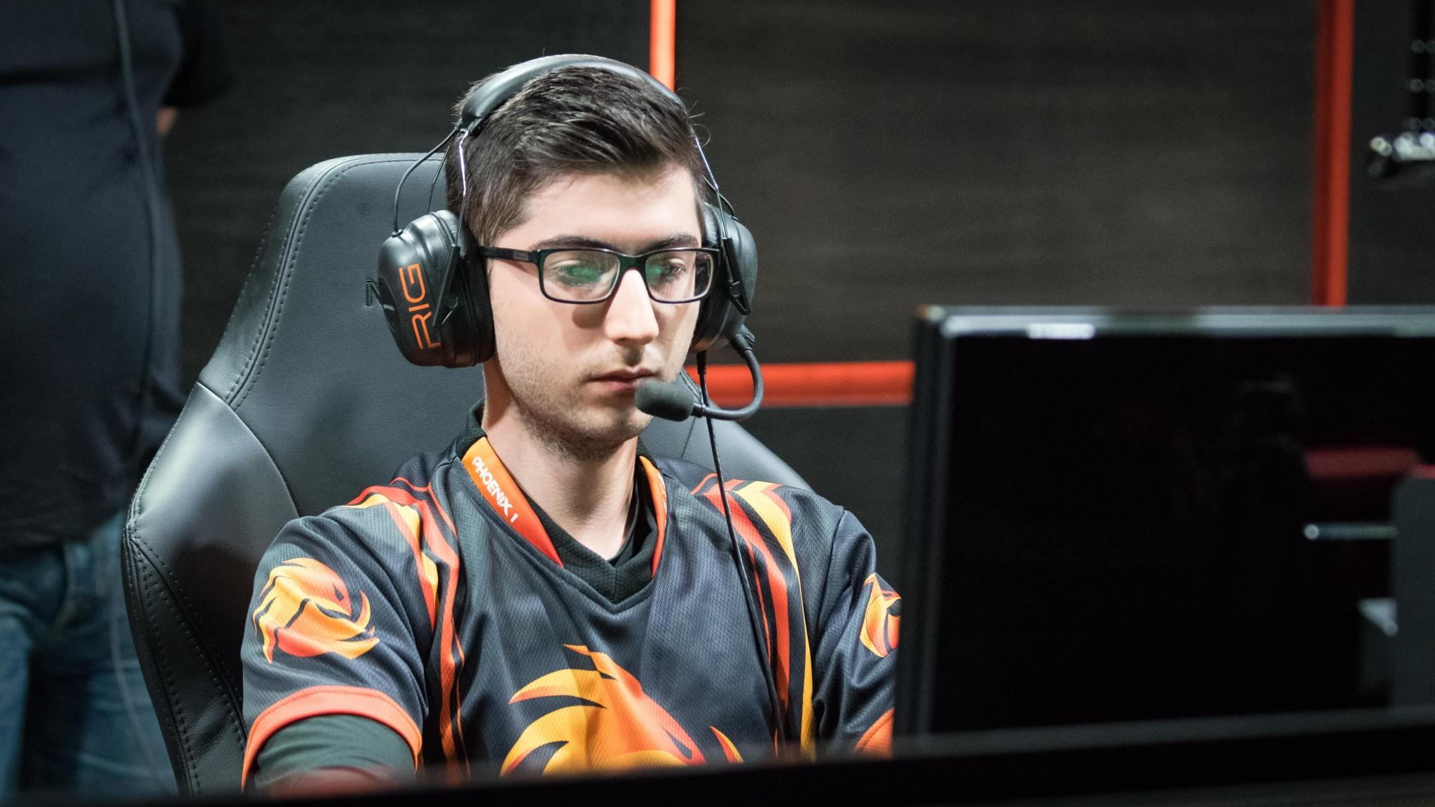 Inori could be a rising star out of the jungle in NA (Jeremy Wacker)