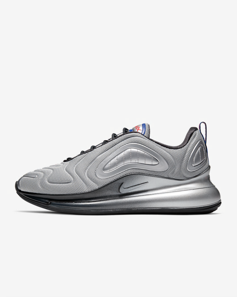 """<p><strong>nike</strong></p><p>nike.com</p><p><a href=""""https://go.redirectingat.com?id=74968X1596630&url=https%3A%2F%2Fwww.nike.com%2Ft%2Fair-max-720-mens-shoe-Nz7NKG&sref=https%3A%2F%2Fwww.menshealth.com%2Fstyle%2Fg31918124%2Fnike-sneaker-sale-mens-deals-25-percent-off%2F"""" target=""""_blank"""">BUY IT HERE</a></p><p><del>$180.00</del><strong><br>$94.98</strong></p><p>For those that prioritize squish above all else, this Air Max 720 is basically like walking on a marshmallow. Wear these guys all damn day. </p>"""