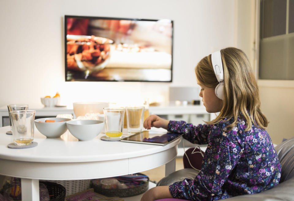New guidance has revealed screen time in itself might not be damaging to children's health [Photo: Getty]