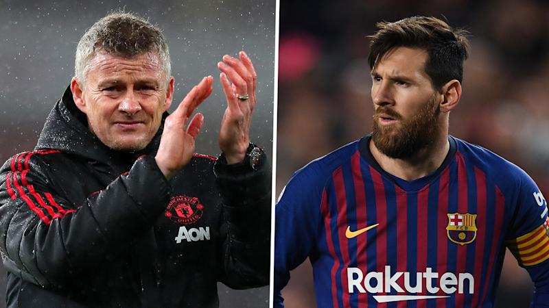 Can T Wait For Barcelona Vs Man Utd Nigerians React To Uefa