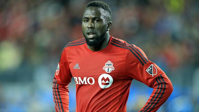 A brace from Jozy Altidore helped Toronto to a win over the San Jose Earthquakes, sealing a spot in the MLS play-offs.