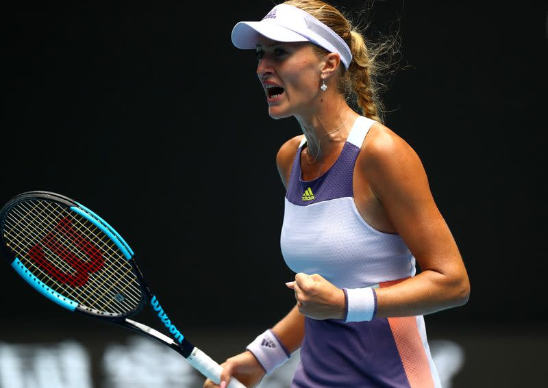 Mladenovic fumes against 'abominable' treatment after defeat