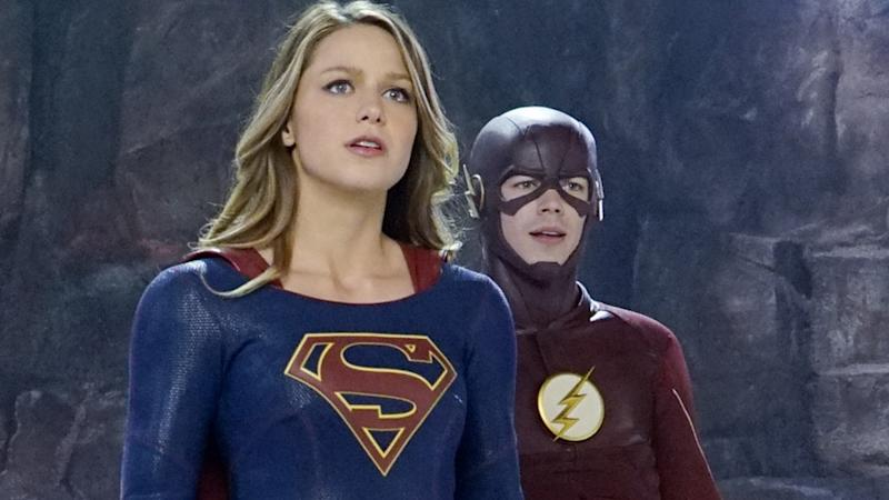Crossover Confirmed: 'The Flash' To Meet 'Supergirl' In ...