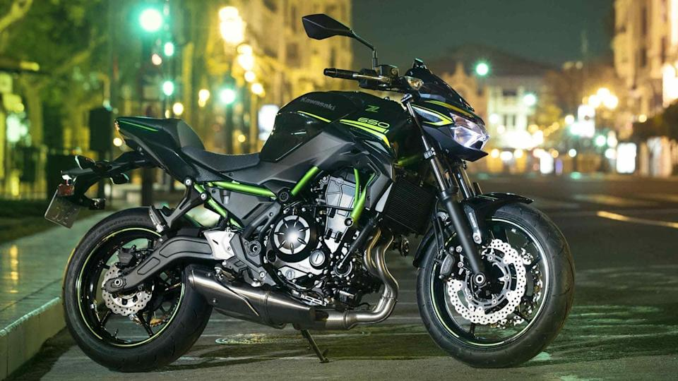 2021 Kawasaki Z650 goes official in the US