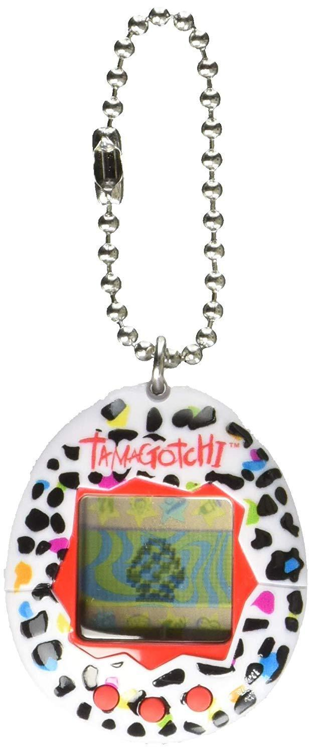"""A nostalgic item that will keep you entertained (until the pet's untimely and unreasonable death).<br><br><strong>Tamagotchi</strong> Tamagotchi Electronic Game, $, available at <a href=""""https://www.amazon.com/Tamagotchi-42820-Gudetama-Yellow/dp/B07M7Q2VCZ/"""" rel=""""nofollow noopener"""" target=""""_blank"""" data-ylk=""""slk:Amazon"""" class=""""link rapid-noclick-resp"""">Amazon</a>"""