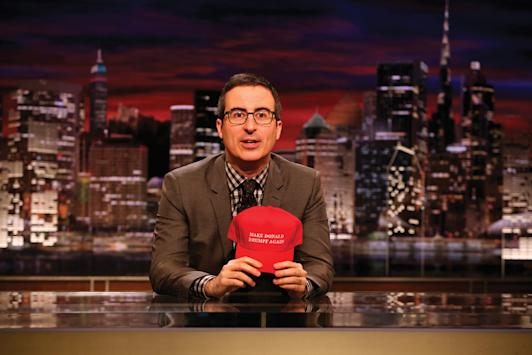 Emmy 2016: HBO's 'Last Week Tonight' Wins Best Variety Series Emmy