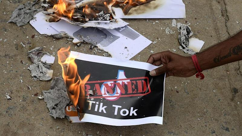 TikTok has already been banned in India