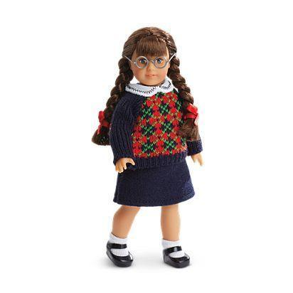 """<p>I am *praying* you kept your Molly doll in good condition because she's worth a whole lot. This girl (plus accessories) can run up to <a href=""""https://www.ebay.com/itm/American-Girl-Pleasant-Company-Molly-Doll-with-Accessories/192667454506?hash=item2cdbe00c2a:g:xt4AAOSw~Qhbpx6n:rk:1:pf:0"""" rel=""""nofollow noopener"""" target=""""_blank"""" data-ylk=""""slk:$1,800"""" class=""""link rapid-noclick-resp"""">$1,800</a>, with some sellers aiming even higher at around <a href=""""https://www.ebay.com/itm/american-girl-doll-molly/283476947303?hash=item42008af167:g:Xh8AAOSwiNBc0aDb"""" rel=""""nofollow noopener"""" target=""""_blank"""" data-ylk=""""slk:$4,000"""" class=""""link rapid-noclick-resp"""">$4,000</a> depending on the doll's condition. Tragically, my Molly doll has <em>been through it </em>and is probs worth about $1.</p>"""