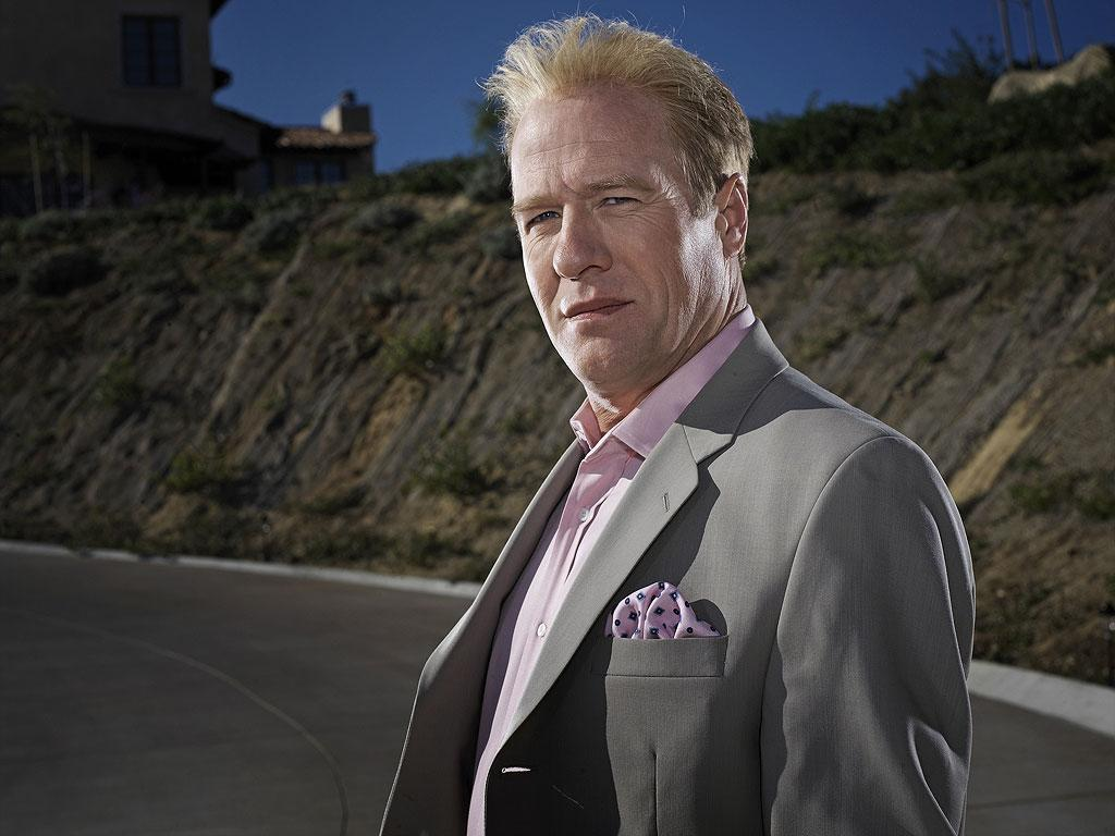 Gregg Henry stars in The Riches.