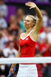 Maria Sharapova sigue dando que hablar en Londres 2012. (Foto: Getty Images)