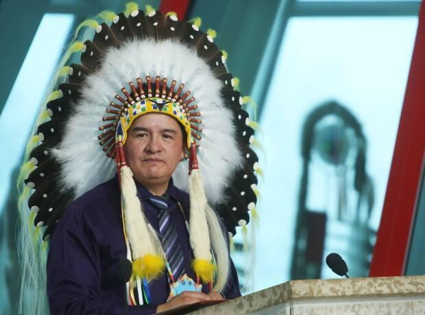Federation of Sovereign Indigenous Nations chief Bobby Cameron called for change within the ranks of conservation officers in Saskatchewan, after hearing of numerous negative interactions between officers and treaty hunters.