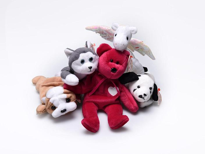 <p>It was crucial to score these soft, floppy toys in the '90s, and you couldn't have just one. After all, some of them could be worth a lot of money one day—or, so you thought.</p>
