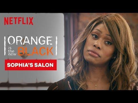 "<p><strong>Played by:</strong> Laverne Cox</p><p>Because of <em>OITNB</em>'s popularity, Sophia is one of the first trans fictional characters that many people were exposed to. The show also shed light on the specific health care issues trans women face, especially when incarcerated. </p><p><a href=""https://www.youtube.com/watch?v=5GQJ8p5yVM0"" rel=""nofollow noopener"" target=""_blank"" data-ylk=""slk:See the original post on Youtube"" class=""link rapid-noclick-resp"">See the original post on Youtube</a></p>"