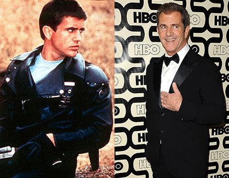 Mel Gibson's 'Mad Max' was his first hit in America and is what shot him to fame in the 80s, paving the way for hits like 'Lethal Weapon' and 'Braveheart'. Gibson is now aged 59 and continues to act, but he has definitely lost some of that charm that made him famous in the 80s, thanks to his infamous bad behaviour.