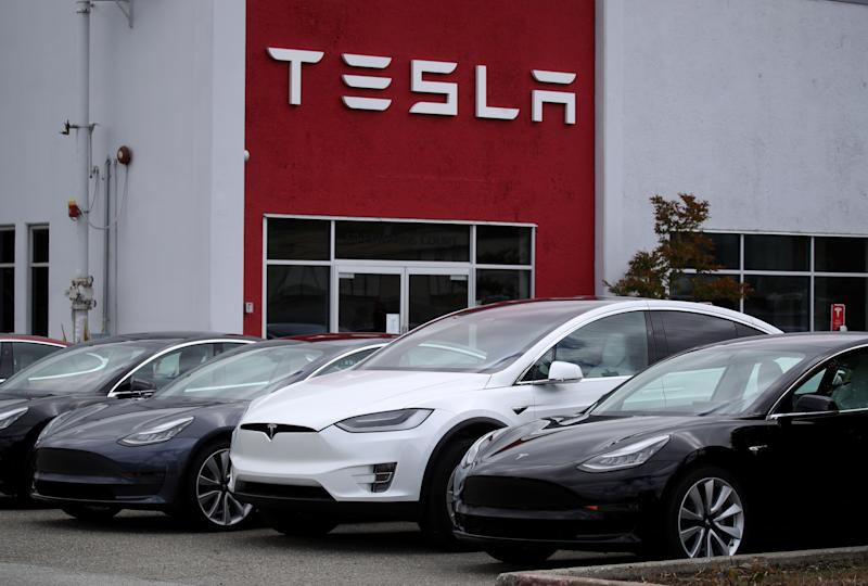 Tesla's Stock Hits Two And Half Year Low As Analysts Continue Downgrading The Company