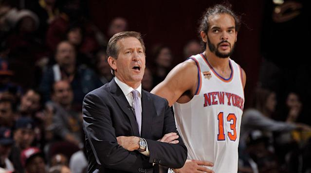 Joakim Noah is out of the NBA after agreeing to be placed on indefinite leave by the New York Knicks in February.