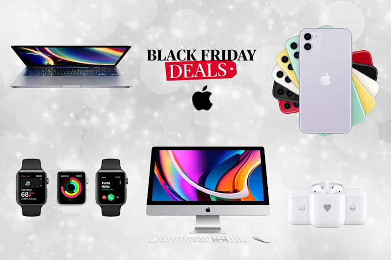 Best Apple Black Friday deals 2020: Offers to expect on iPhones, AirPods and more