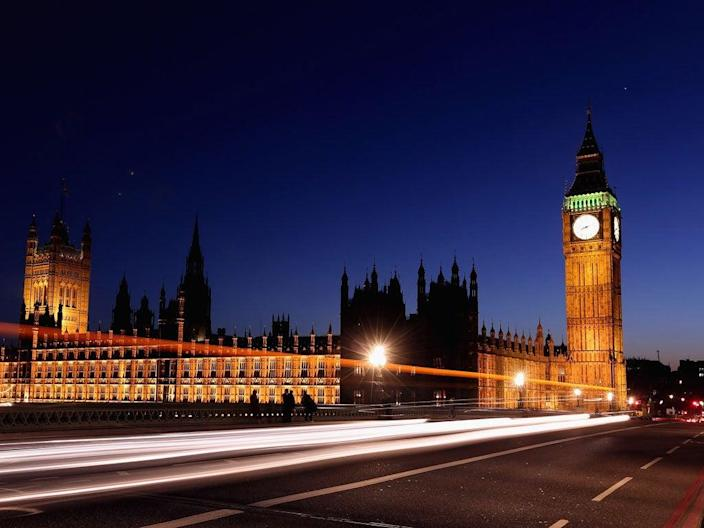 The government has U-turned on its decision to exempt parliament bars from the 10pm curfew (Getty Images)