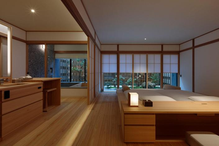 "Adrian Zecha—the pioneering hotelier behind Aman—has teamed up with Japanese hospitality group Naru Developments to launch a new brand. Conceived as a modern ryokan, Azumi will launch with its first hotel on the small island of Ikuchijima in the Seto Inland Sea. Kyoto-based architect Shiro Miura is renovating the 140-year-old Japanese compound, balancing the aesthetics of traditional Japanese teahouses with a contemporary touch. <em>Opening in March 2021;</em> <a href=""https://azumi.co/"" rel=""nofollow noopener"" target=""_blank"" data-ylk=""slk:azumi.co"" class=""link rapid-noclick-resp""><em>azumi.co</em></a>"