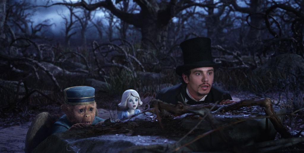 "James Franco in Walt Disney Pictures' ""Oz The Great and Powerful"" - 2013"