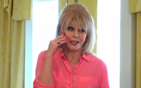 Lumley: certainly not phoning it in
