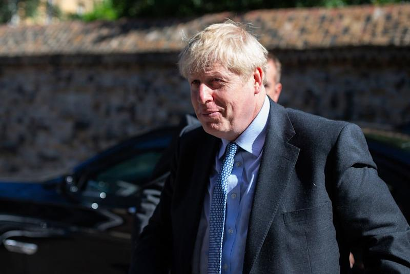 U.K.'s Boris Johnson Once Claimed Islam Had Put the Muslim World 'Centuries Behind' the West