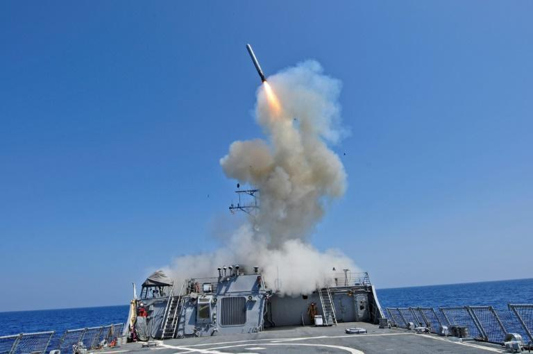 The deal gives Australia access to potent US military firepower refused even to close allies (AFP/Jonathan Sunderman)