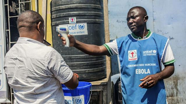 """Pamela Tulizo/GettyHealth officials are racing to retrace the steps of a pastor who brought Ebola to a new city in the Democratic Republic of the Congo—a long-feared development described as a potential """"game changer"""" in the arc of the outbreak.World Health Organization emergencies chief Mike Ryan said responders identified 60 people the pastor came in contact with during his travels.""""We have found and vaccinated 30, and hopefully we will have the other 30 in the next 24 hours,"""" he told reporters in Geneva on Monday.Earlier this month, the pastor traveled from Bukavu to Butembo, where Ebola has been raging and where he preached at seven churches and had physical contact with ill worshippers, according to a statement the Congo health ministry posted on Twitter.He began experiencing symptoms on July 9 and then took a bus to Goma six days later. The ministry said that he may have tried to hide his symptoms and identity at several checkpoints, the ministry saidHe checked himself into a clinic on Sunday and tested positive for Ebola a few hours later. He has since been transferred to a clinic in Butembo.Ebola Doctor's War Zone Dispatch: Looting, Kidnappings and MistrustThe World Health Organization has been criticized for not declaring the Ebola outbreak in Congo an emergency—but that might be changing.WHO Director-General Dr. Tedros Adhanom Ghebreyesus said at the Geneva press conference that an emergency committee will meet soon to reconsider the situation.""""The identification of the case in Goma could potentially be a game changer in this epidemic,"""" he said, calling Goma """"a gateway to the region and the world."""" Ebola has killed 1,665 people and infected 2,500 during the current Congo outbreak—the largest since the 2014 outbreak that killed 11,300 people in West Africa. Health officials have been fighting the hemorrhagic fever while Congo is in the grips of a civil war. Doctors have had to contend with rebel violence and also deep distrust of medical responders.""""We're d"""