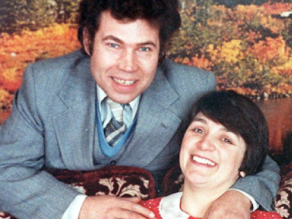 Fred and Rose West (PA)
