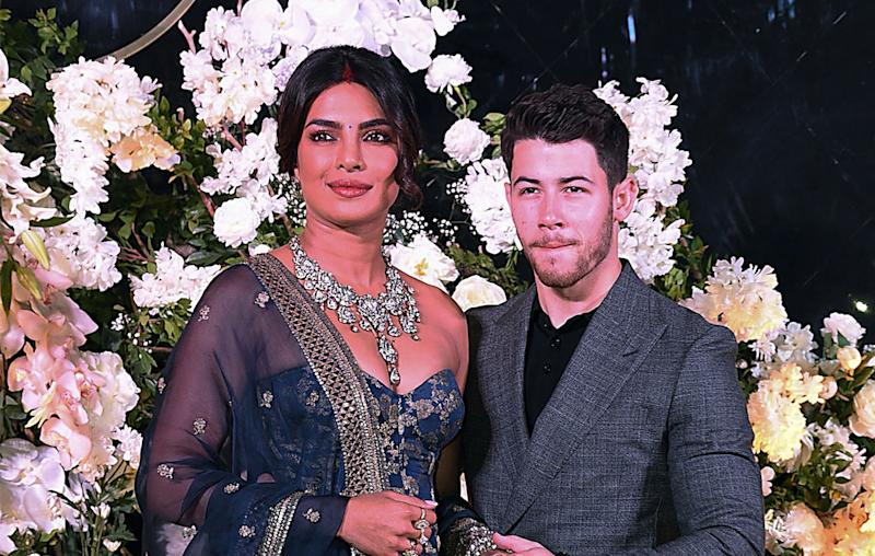Priyanka And Nick Just Had Two More Wedding Receptions And She