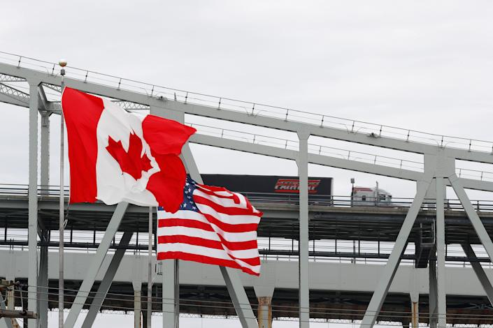 Travel restrictions for vaccinated Americans wanting to enter Canada are set to ease Aug. 9.