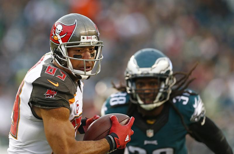 For Vincent Jackson, life after football means inspiring military families