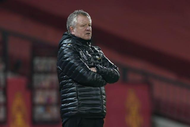 Sheffield United boss Chris Wilder spoke out against the abuse of Dean.