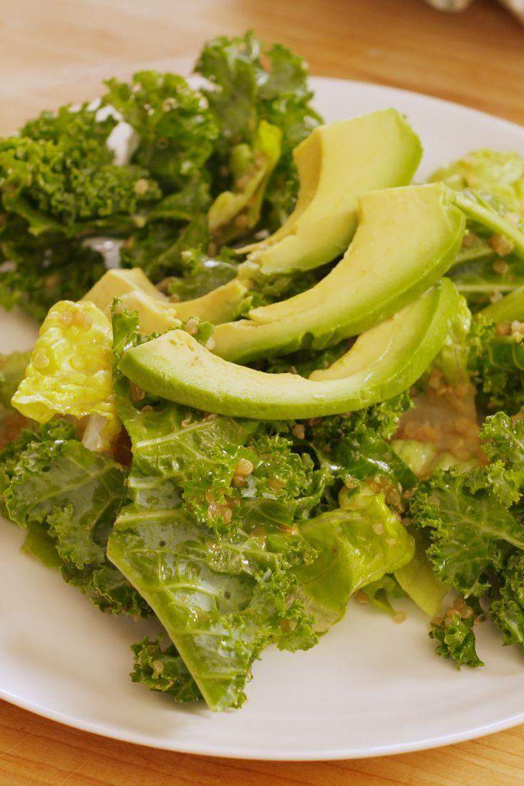 "<p>We like this even better than the original!</p><p>Get the recipe from <a href=""https://www.delish.com/cooking/recipe-ideas/recipes/a53003/vegan-kale-caesar-salad-recipe/"" rel=""nofollow noopener"" target=""_blank"" data-ylk=""slk:Delish"" class=""link rapid-noclick-resp"">Delish</a>.</p>"