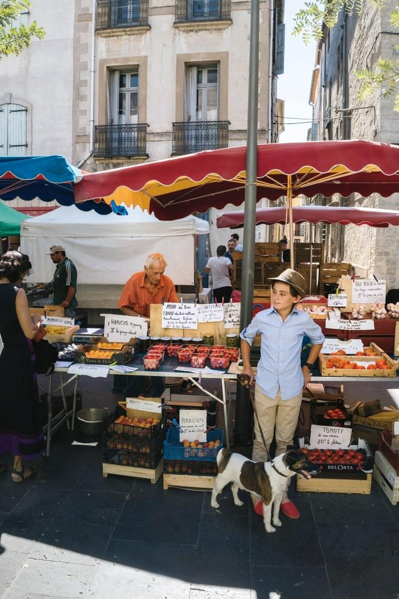 """<h1 class=""""title"""">How to Find a Real Farmers Market.jpg</h1> <div class=""""caption""""> On a mission to find the best Saturday markets. </div> <cite class=""""credit"""">Photo by Oddur Thorisson</cite>"""
