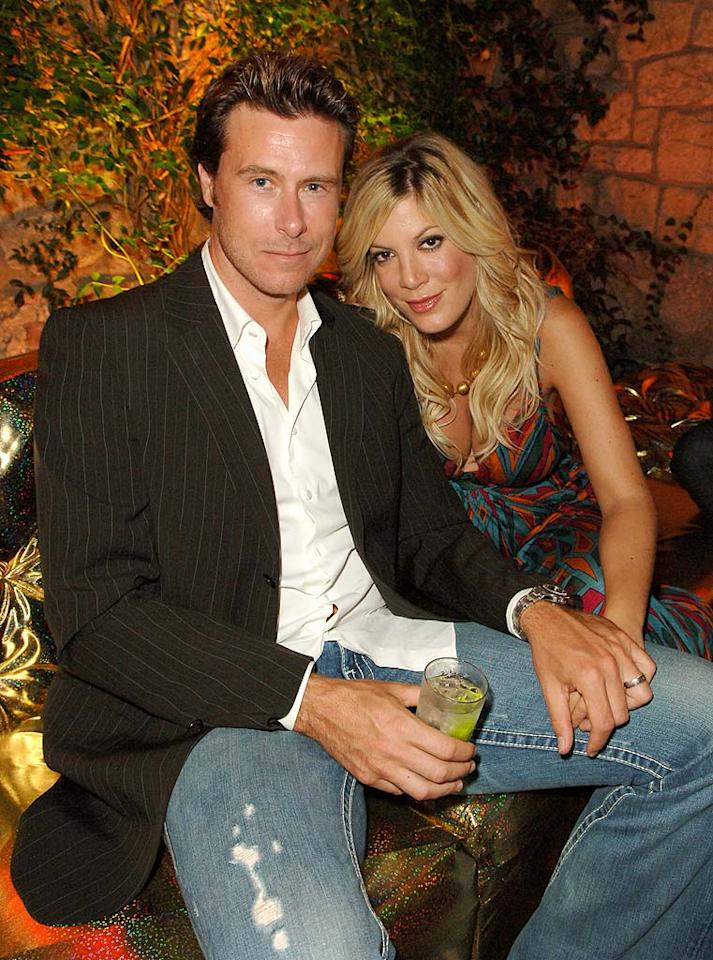"Dean McDermott and Tori Spelling are ""Inn Love."" Michael Caulfield/<a href=""http://www.wireimage.com"" target=""new"">WireImage.com</a> - September 12, 2006"