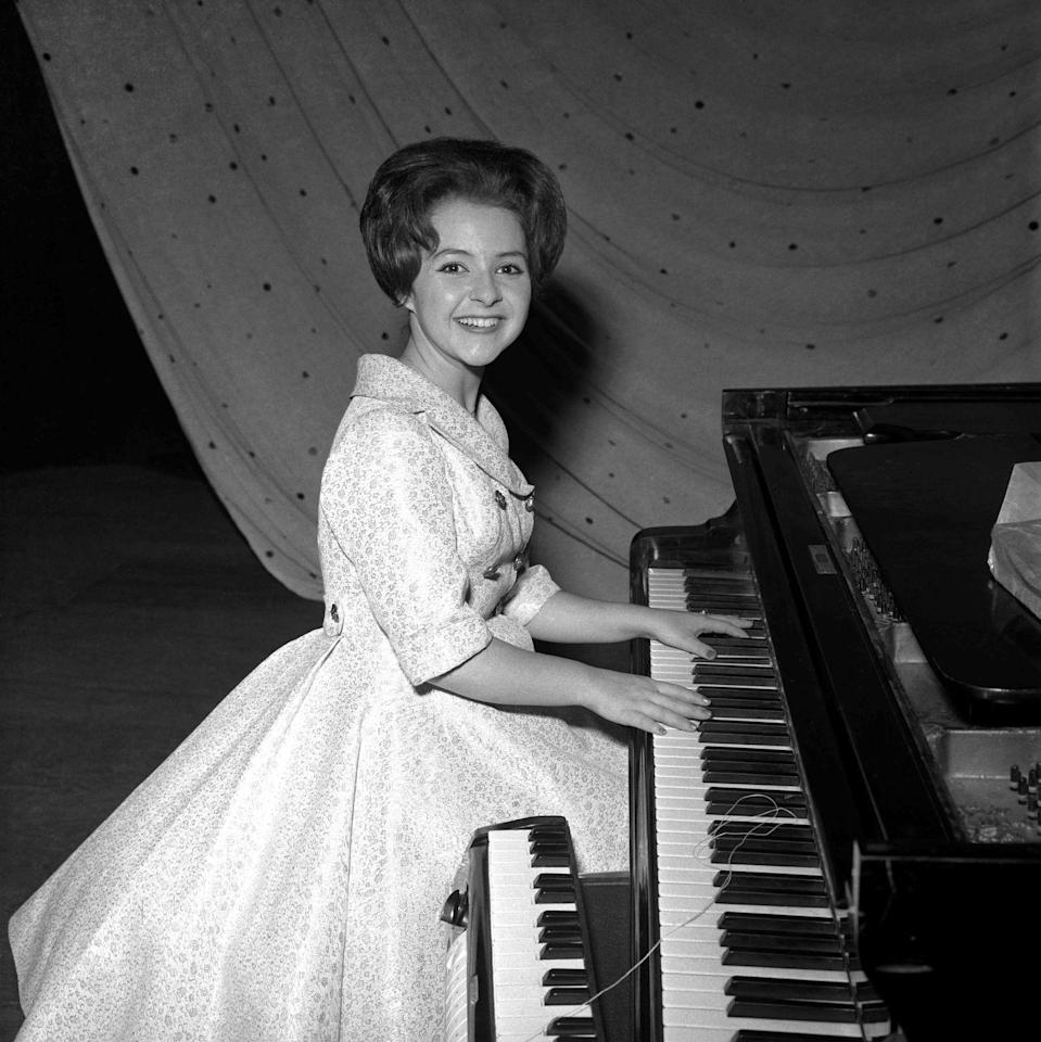 """<p>Brenda Lee was only 13 years old (!) when she recorded this holiday favorite. She'd probably wouldn't have guessed that people would still be listening to it today.</p><p><a class=""""link rapid-noclick-resp"""" href=""""https://www.amazon.com/dp/B001NCHCOQ?tag=syn-yahoo-20&ascsubtag=%5Bartid%7C10055.g.2680%5Bsrc%7Cyahoo-us"""" rel=""""nofollow noopener"""" target=""""_blank"""" data-ylk=""""slk:AMAZON"""">AMAZON</a> <a class=""""link rapid-noclick-resp"""" href=""""https://go.redirectingat.com?id=74968X1596630&url=https%3A%2F%2Fmusic.apple.com%2Fus%2Falbum%2Frockin-around-the-christmas-tree%2F1444032014&sref=https%3A%2F%2Fwww.goodhousekeeping.com%2Fholidays%2Fchristmas-ideas%2Fg2680%2Fchristmas-songs%2F"""" rel=""""nofollow noopener"""" target=""""_blank"""" data-ylk=""""slk:ITUNES"""">ITUNES</a></p>"""