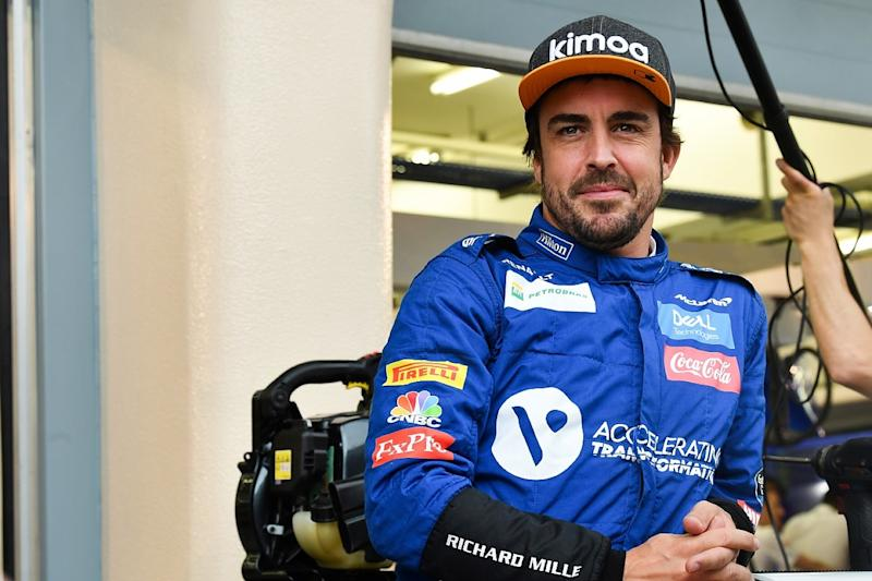 Alonso is McLaren stand-in option if drivers unfit