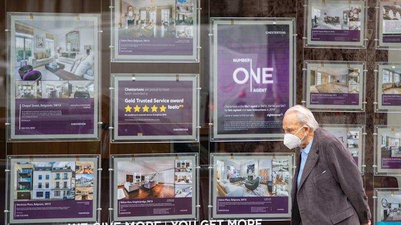 House prices shrug off Covid-19 worries to hit all-time high