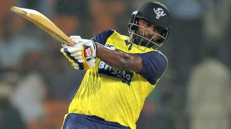 Thisara Perera had a forgettable debut for CSK
