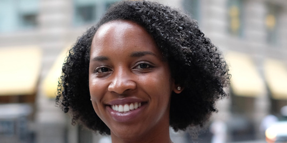 Adrianne Pettiford, director of client analytics and compliance, Pymetrics