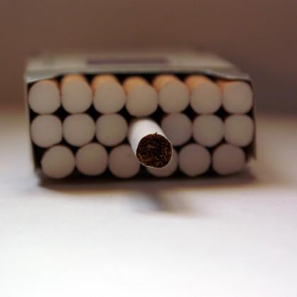 """<div class=""""caption-credit""""> Photo by: Mike Sphor</div><div class=""""caption-title"""">No Smoking Allowed</div>On top of all the other reasons to quit is this: smokers tend to have lower sperm counts, decreased sperm movement, and misshapen sperm."""