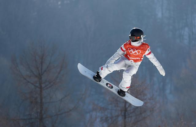 <p>An Olympic debutante, PyeongChang will be Langland's first appearance at a Winter Games. (Getty) </p>