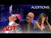"<p>Remember when <a href=""https://www.goodhousekeeping.com/life/entertainment/a32884026/agt-2020-judge-sofia-vergara-contestant-reaction/"" rel=""nofollow noopener"" target=""_blank"" data-ylk=""slk:Sofía ran away"" class=""link rapid-noclick-resp"">Sofía ran away</a> away from Brett after he asked her to pull a sword out of his throat? Apparently, the judges want to see what else the sword swallower can do in round two. Now that social distancing guidelines are in place, Sofía will likely be off the hook to participate (something we're sure she's relieved about).</p><p><a href=""https://www.youtube.com/watch?v=A0b6hrWdi_A"" rel=""nofollow noopener"" target=""_blank"" data-ylk=""slk:See the original post on Youtube"" class=""link rapid-noclick-resp"">See the original post on Youtube</a></p>"