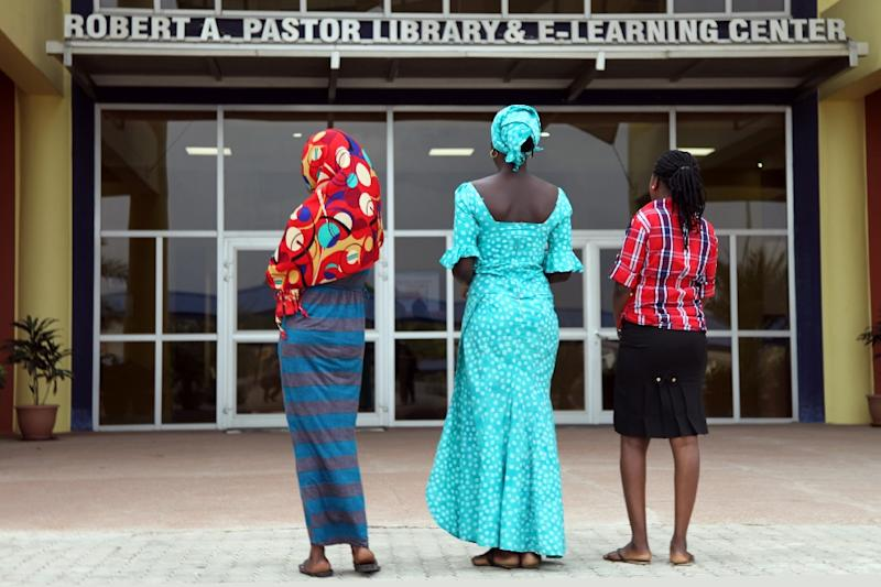 A total of 276 girls were abducted from Chibok on April 14, 2014; 57 escaped in the immediate aftermath, and 107 more have since been found or released as part of a government deal with the jihadists