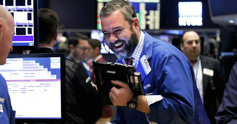 US futures posts strong gains as investors await further tax developments