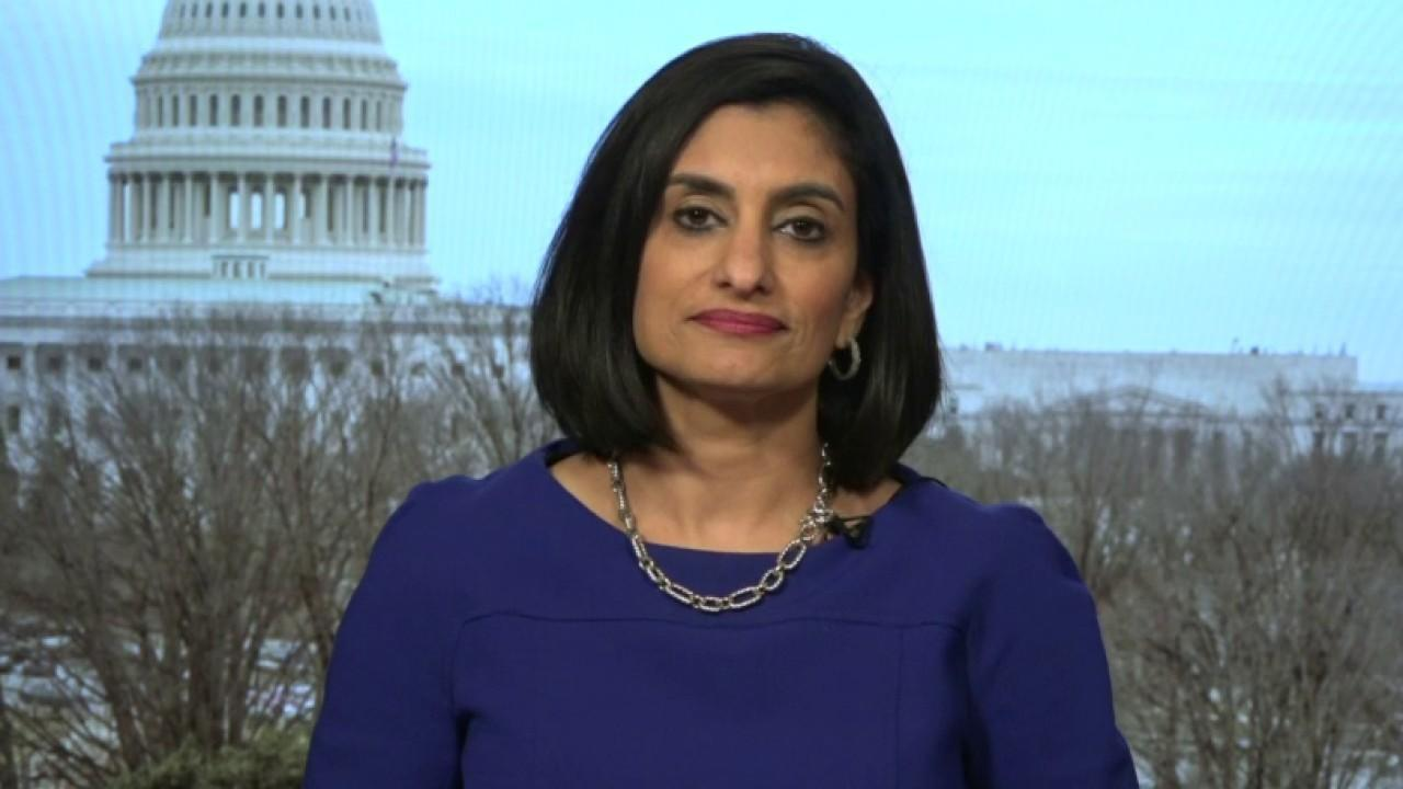 Seema Verma on CMS approving $34B in advance payments to ...