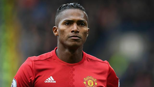 The Ecuador international is making his 200th Premier League appearance for the Red Devils during Sunday's game at Middlesbrough